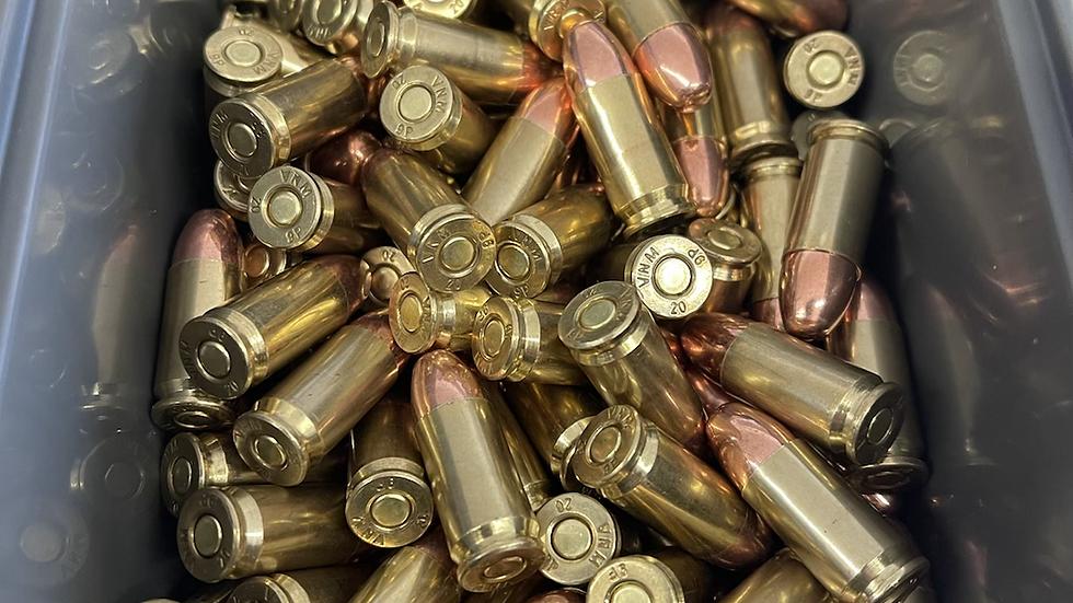 9mm 115 Gr 250 ct