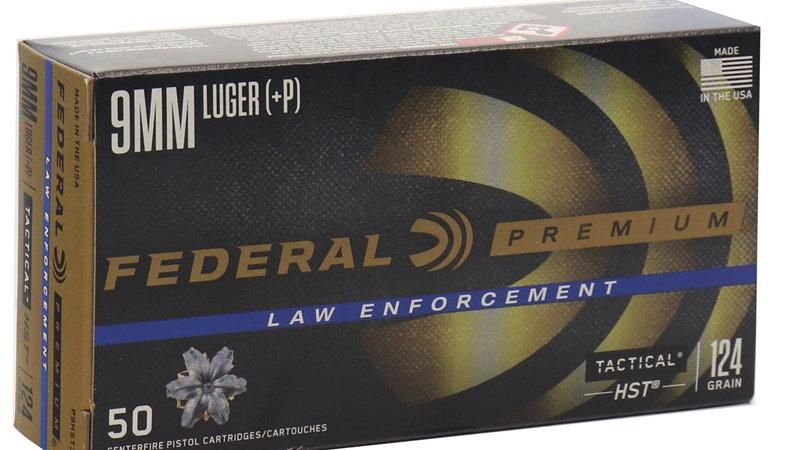 Federal 9mm HST JHP