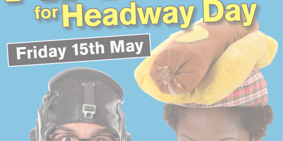 Hats for Headway Day 2020