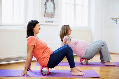 Schwangerschaftsgymnastik, Fitness für Schwangere