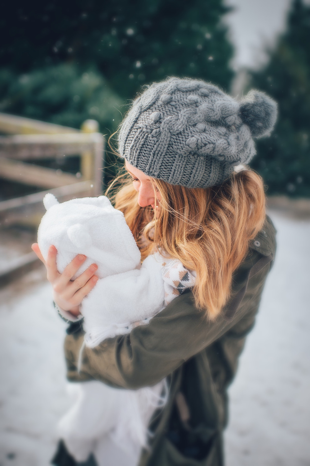 Mit Baby durch den Winter. Quelle: www.pixabay.de