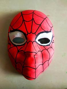 Spinder Man Mask