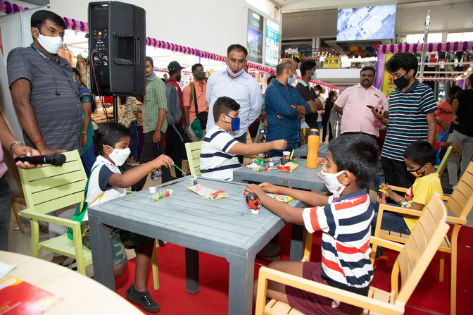 Easter Egg Competition_Prozone mall