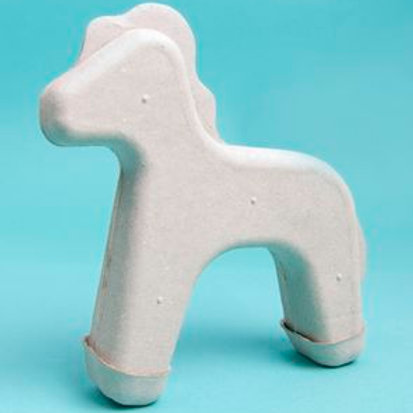 Assembled Horse