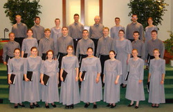 2003 Tapestry Chamber Singers