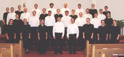 2005 Tapestry Chamber Singers