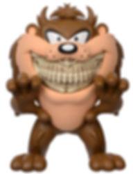 Tasmanian_Devil_Grin-Ron_English-Looney_