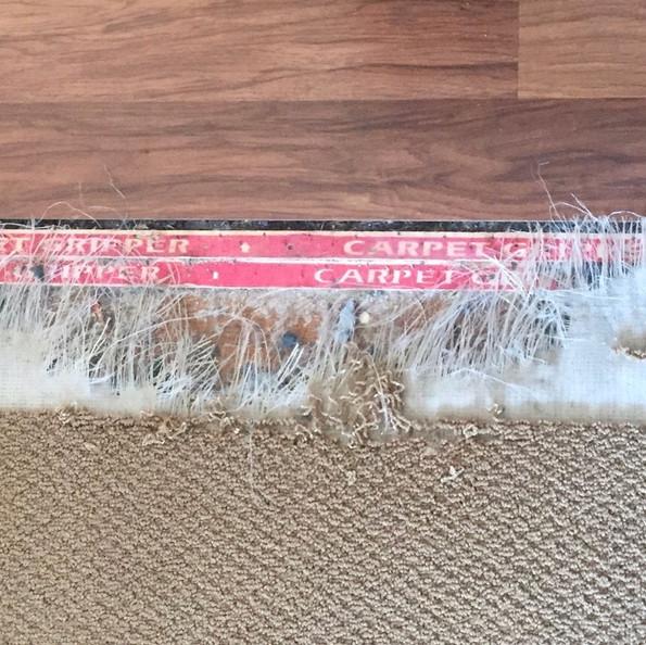 Carpet to Wood