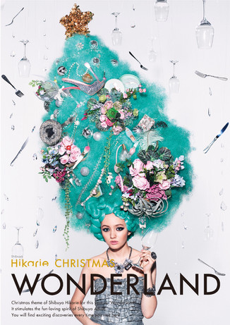 渋谷HIKARIE CHRISTMAS