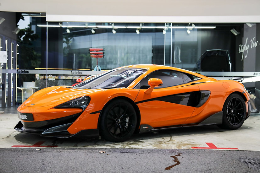 2020 Jun McLaren 600LT