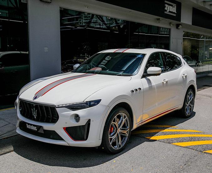 2020 July Maserati Levante GTS