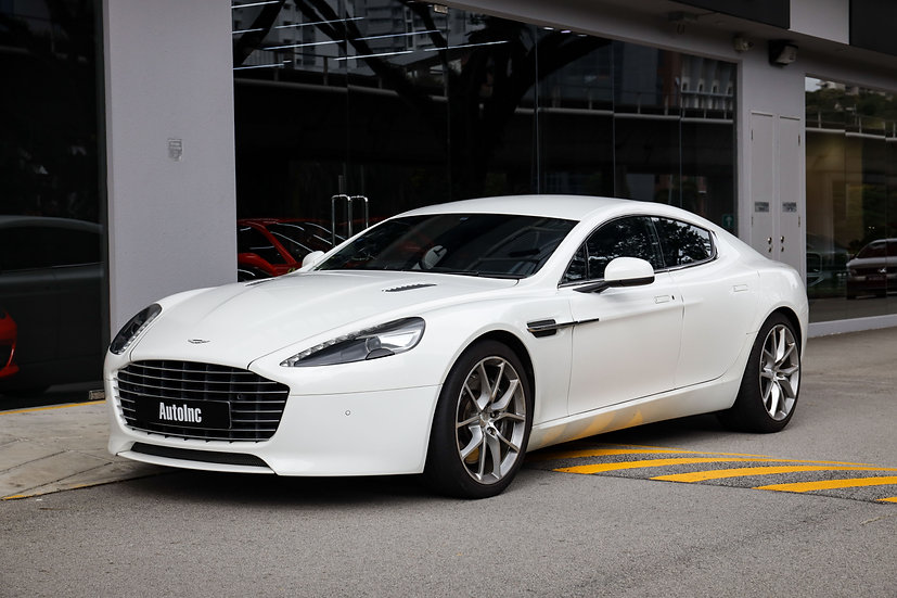 2014 Apr Aston Martin Rapide