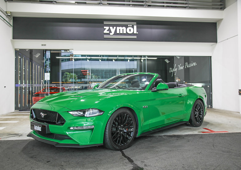 2019 Oct Ford Mustang 5.0A GT