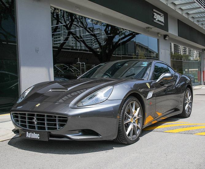 2012 May Ferrari California H30