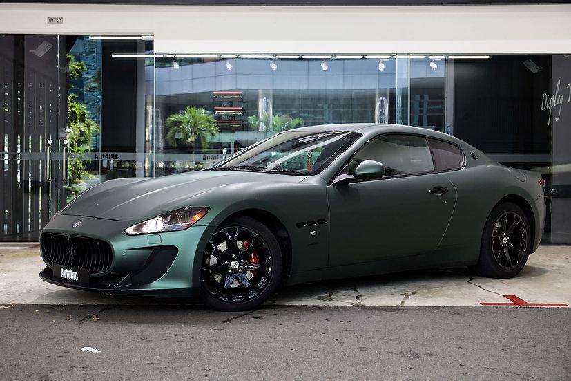 2013 Mar Maserati Granturismo 4.2