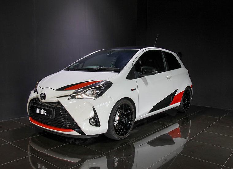 2019 Oct Toyota Yaris GRMN