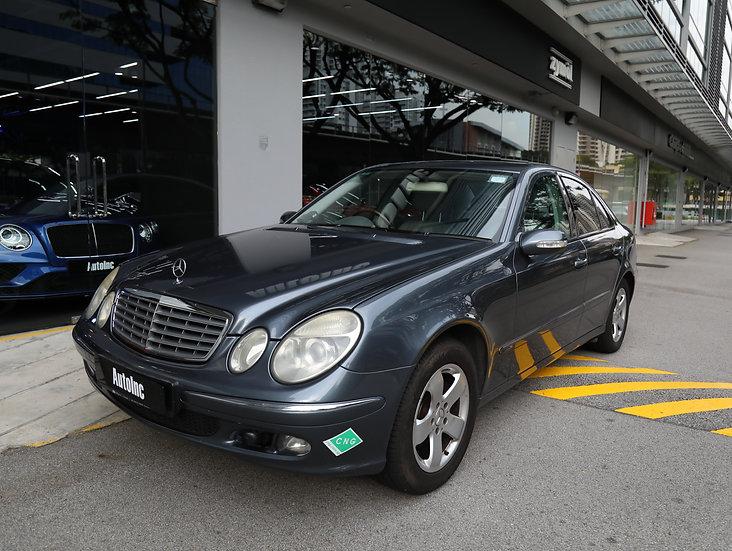2006 Mercedes-Benz E200 NGT (COE till 06/2026)