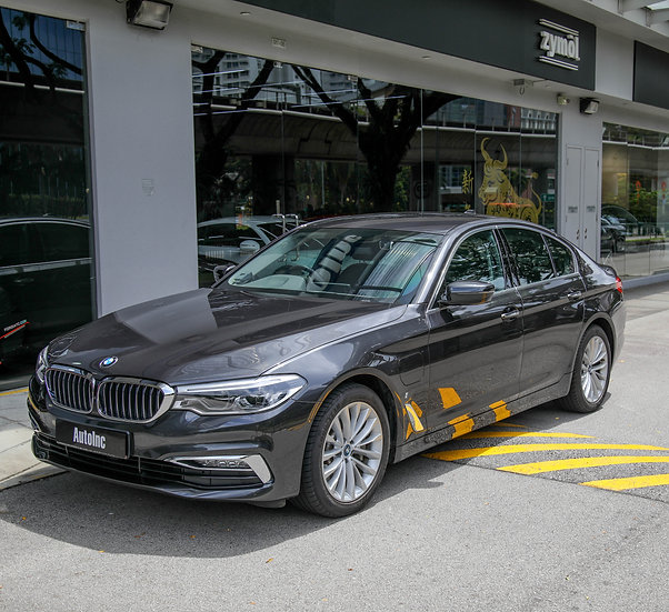 2018 Sep BMW 5 Series Plug-In Hybrid 530e iPerformance