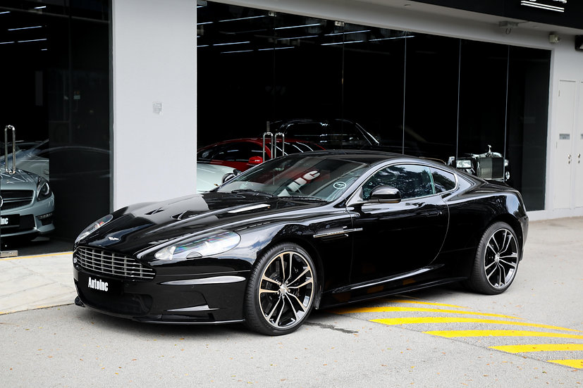 2012 Jan Aston Martin DBS Coupe