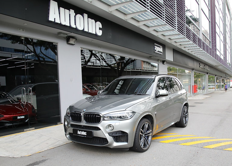2015 May BMW X5 M