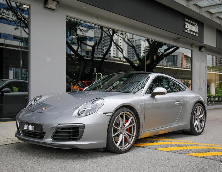 2016 May Porsche 911 Carrera S PDK