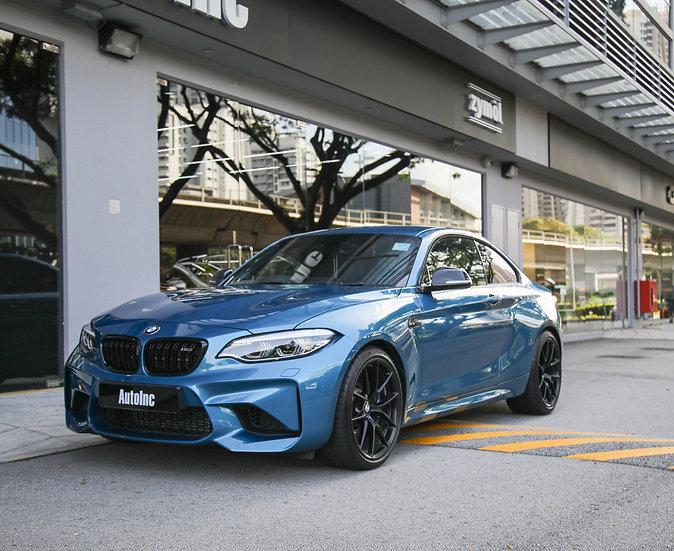 2018 Nov BMW M Series M2 Coupe