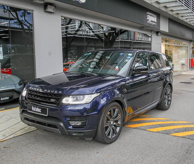 2015 Dec Land Rover Range Rover Sport