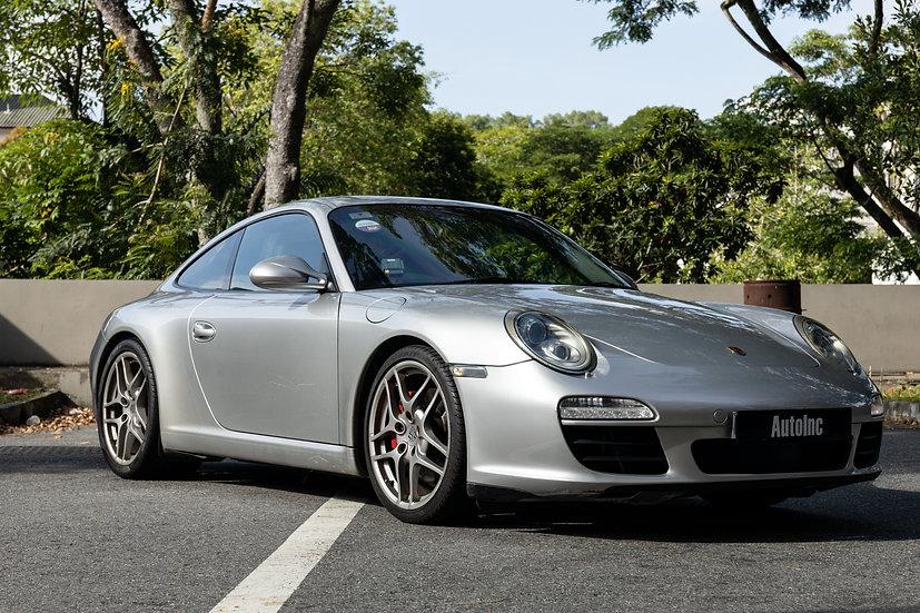 2010 Jan Porsche 911 Carrera S Coupe