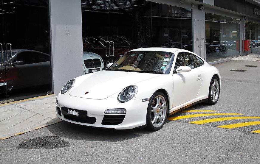 2006 Mar Porsche C4 S Coupe Tip