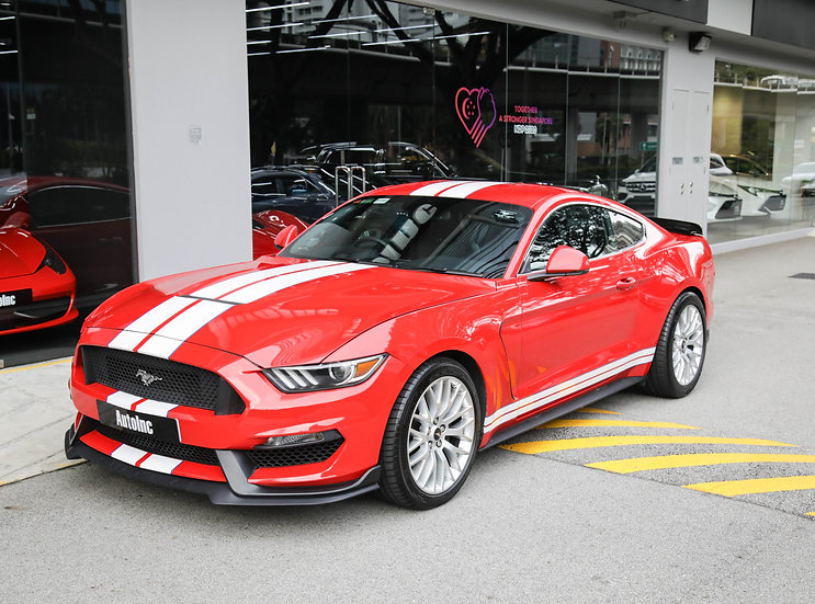 2016 Dec Ford Mustang 5.0