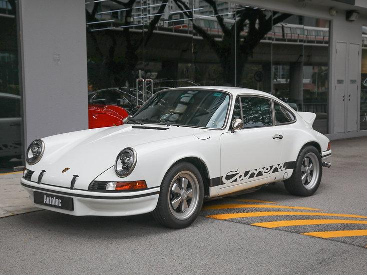 1979 Feb Porsche 911 SC