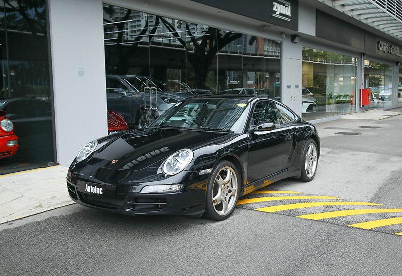 2008 JanPorsche C4 Coupe