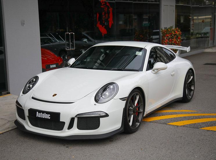 2015 Dec Porsche 911 GT3