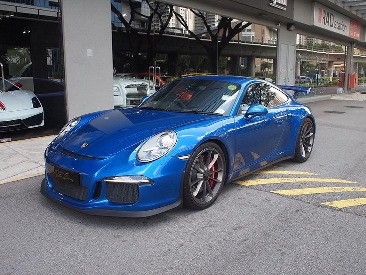 2014 Nov Porsche 911 GT3