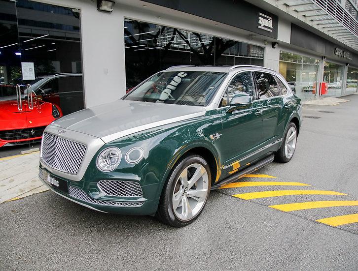 2017 May Bentley Bentayga