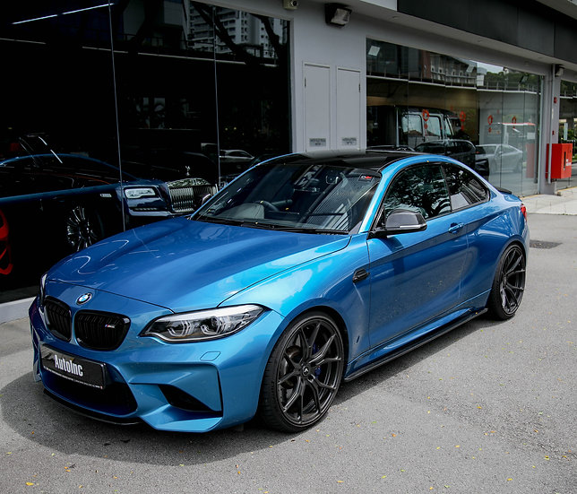 2018 Oct BMW M Series M2 Coupe