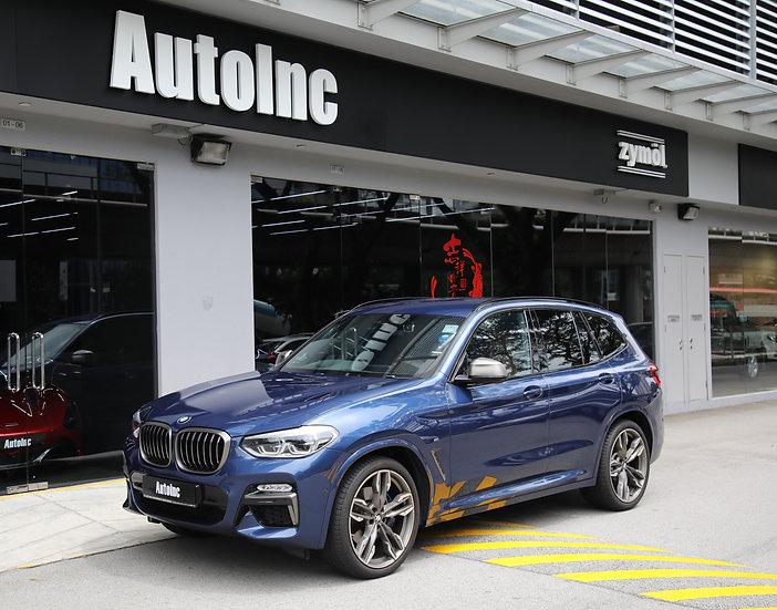 2019 Feb BMW M Series X3 M40i