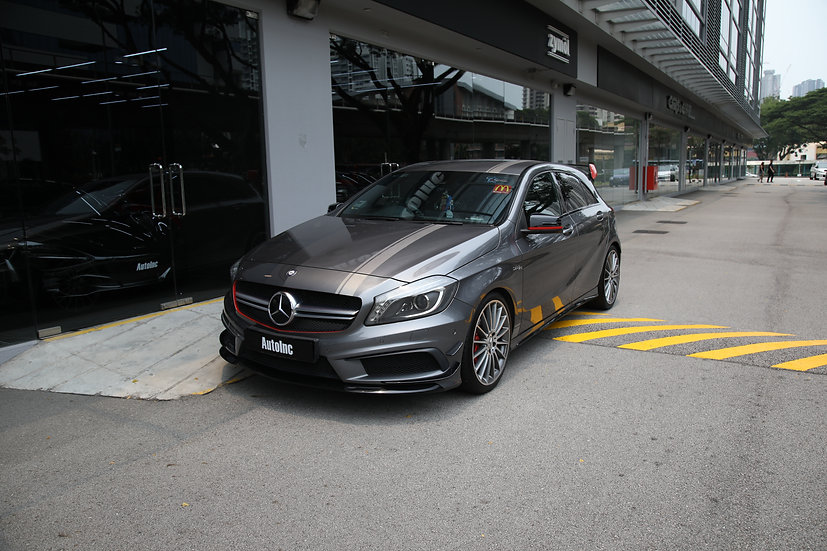 2015 Mercedes Benz A45 AMG 4 Matic