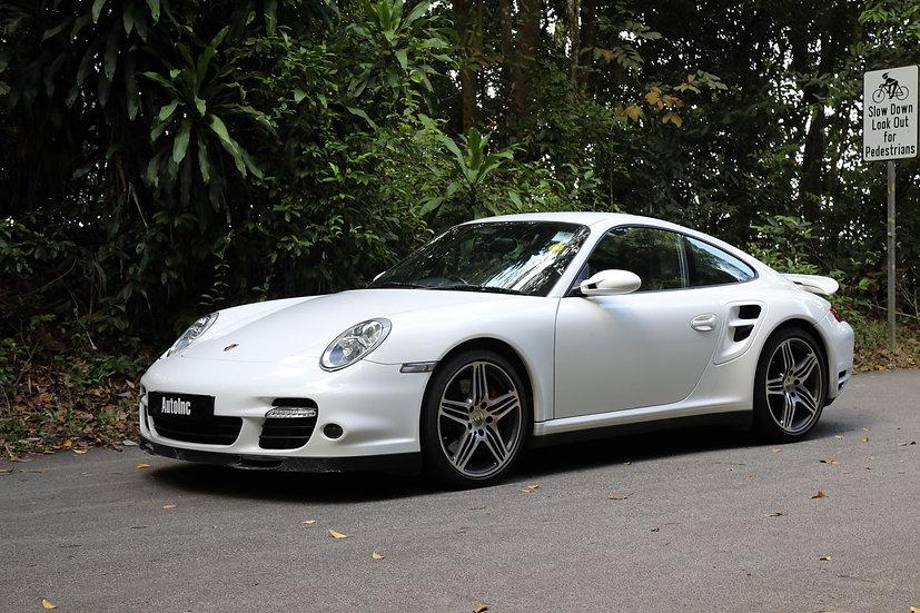 2008 Jan Porsche 911 Turbo Coupe Tip