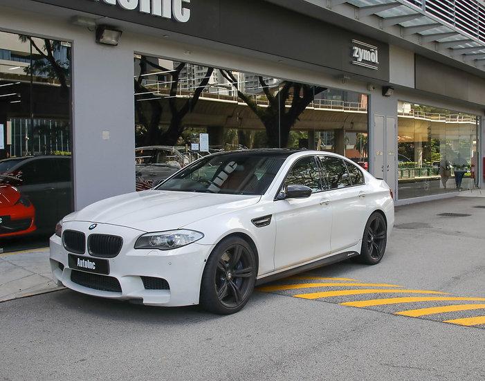 2013 Mar BMW M Series M5