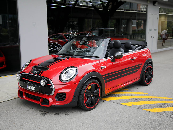 2019 Aug Mini John Cooper Works