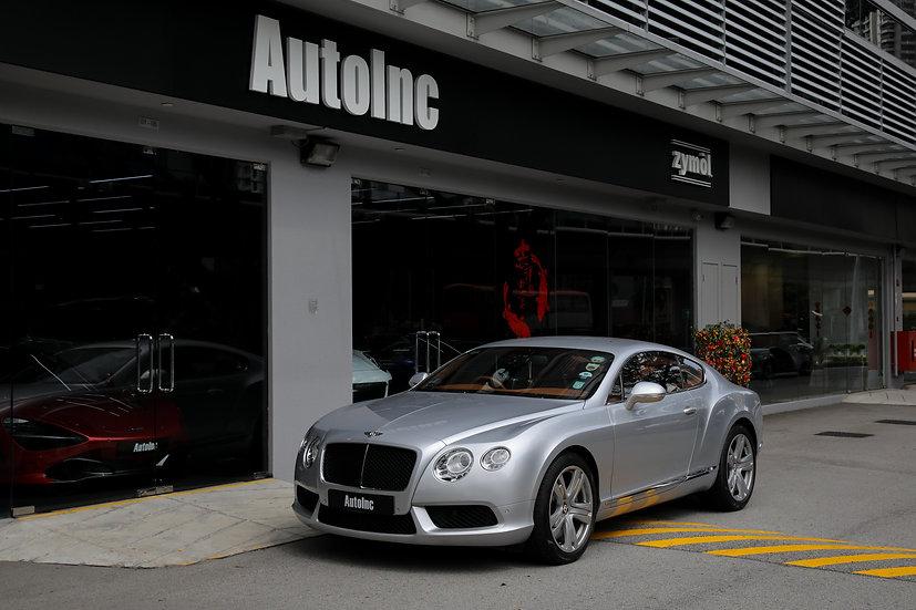 2014 Jan Bentley Continental GT 4.0A V8
