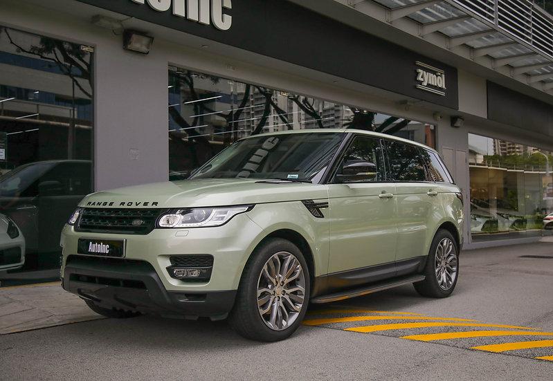 2014 Mar Land Rover Range Rover Sport