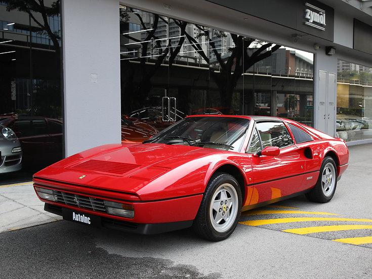 1989 Oct Ferrari 328 GTS