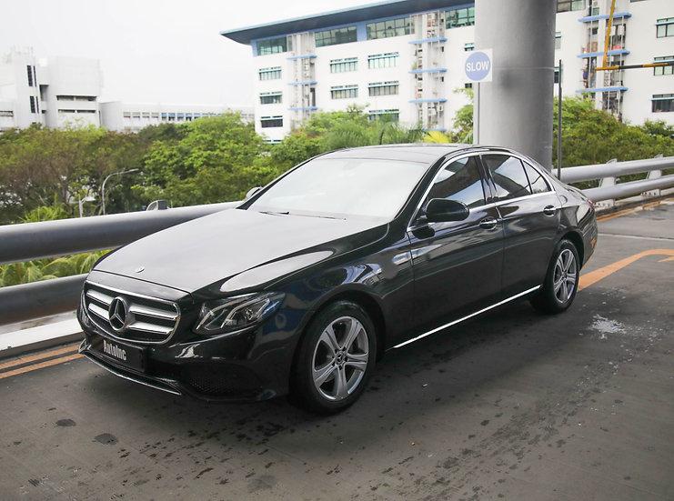 2017 Aug Mercedes-Benz E-Class E220d