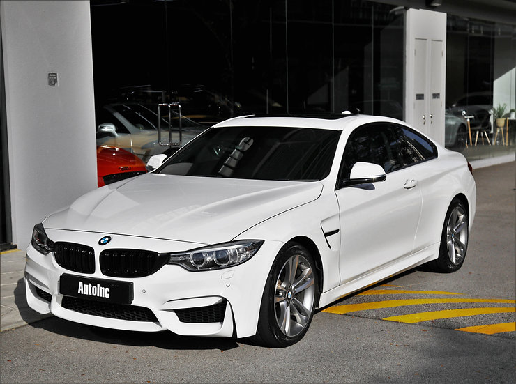 BMW 428i Coupe