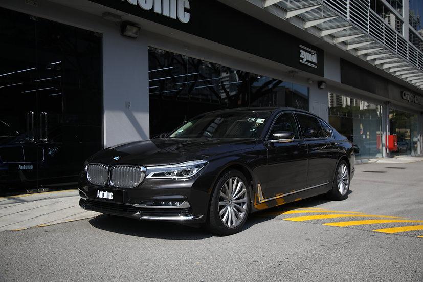 2015 Dec BMW 740LI