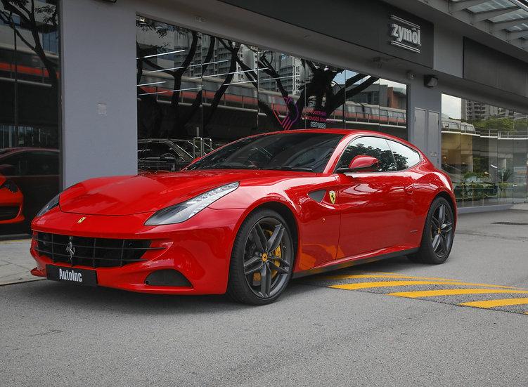 2011 Dec Ferrari FF