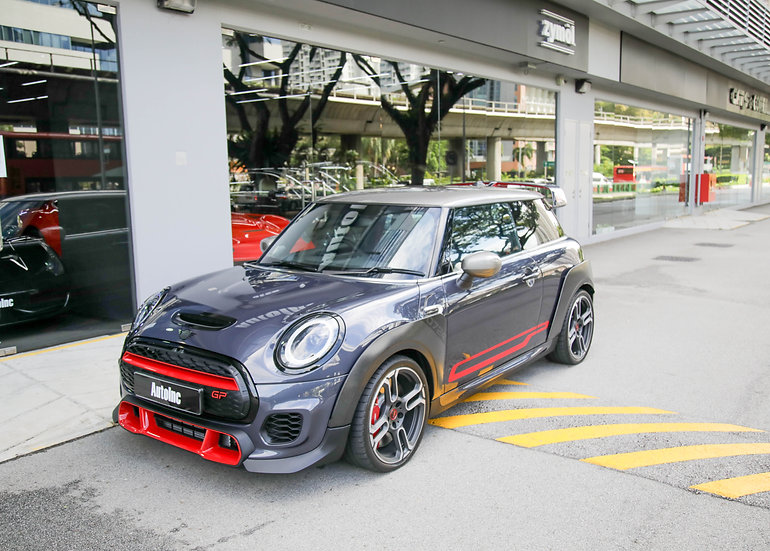 2020 Sep Mini JCW GP