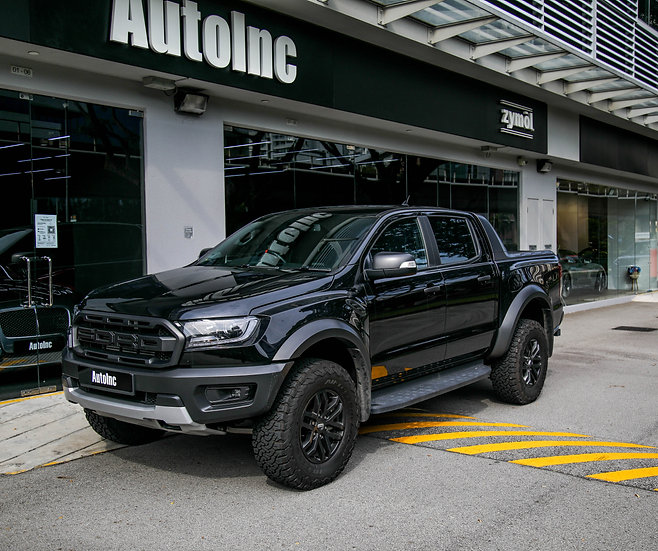 2020 Jan Ford Ranger Raptor Double-Cab 2.0A